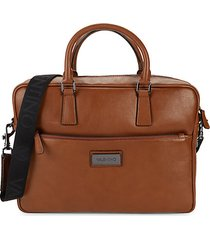 adam leather briefcase