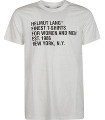 helmut lang finest standard t-shirt