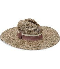 open weave panama hat