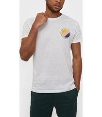 solid hector ss t-shirt t-shirts & linnen white