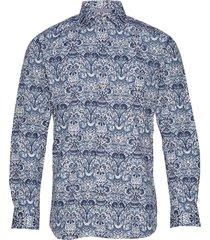 marc overhemd business blauw matinique