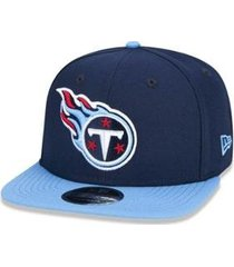 bone 9fifty fit nfl tennessee titans team new era