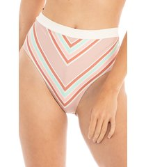 women's tavik jude high waist bikini bottoms