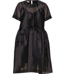 aretha korte jurk zwart baum und pferdgarten