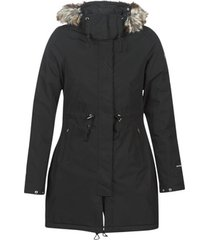 parka jas the north face women's zaneck parka