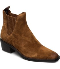 michelle shoes boots ankle boots ankle boots with heel brun dkny