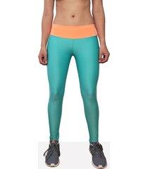leggings deportivo tobillero mujer verde aguamarina tykhe antígona