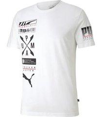 t-shirt korte mouw puma 581914