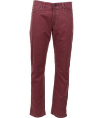 adam est 1916 5-pocket jeans rood
