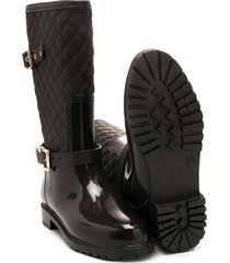 botas para mujer marca paris hilton color café paris hilton - marrón
