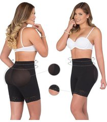fajas para mujer silicona panty short fajas lady - beige