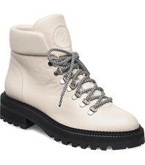shoes - billi bi sport höga sneakers vit billi bi