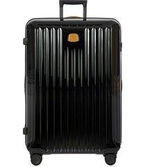"bric's men's capri 32"" spinner luggage - night blue"