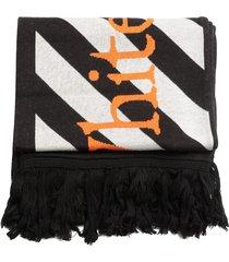 off-white off-white tm scarf
