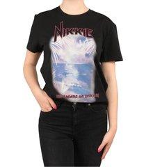 abstract beach t-shirt