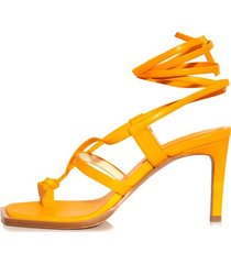 ryo glove sandal in mango