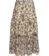 kjol med volanger