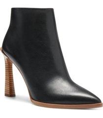 vince camuto women's pezlee island stiletto booties women's shoes