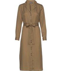 bygolda dress - knälång klänning beige b.young