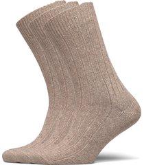 supreme sock 3-pack underwear socks regular socks beige amanda christensen