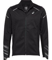 lite-show 2 winter jacket outerwear sport jackets svart asics