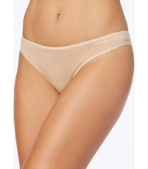 calvin klein cotton form thong underwear qd3643