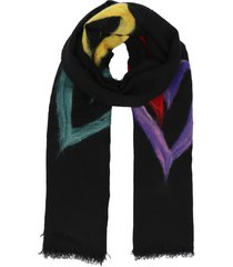 faliero sarti beautiful heart scarf