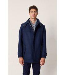 camperas azul prototype city coat