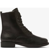 boots lace boot, varmfodrade