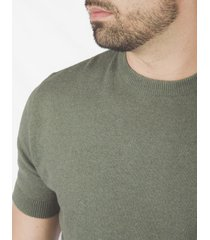 camiseta pmp cuello redondo tejido jersey