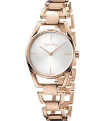 reloj calvin klein para mujer - dainty  k7l23646