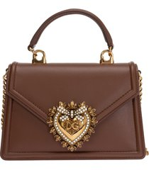 borsa donna a mano shopping in pelle devotion