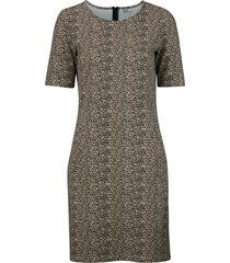 klänning leopard print dress