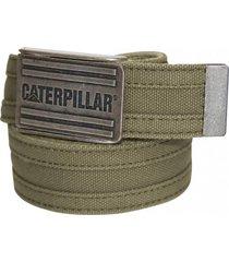 cinturon cottonwood webbing belt verde cat