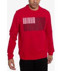 sean john blm flag men's sweatshirt