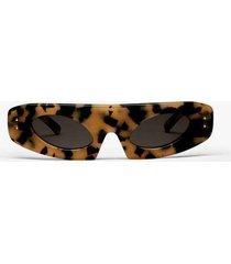 flat top sunglasses
