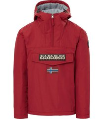 jas rainforest winter rood