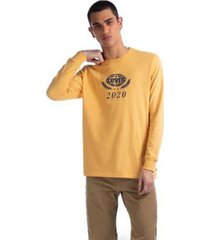 camiseta levis relaxed graphic ls - 20642 - masculino