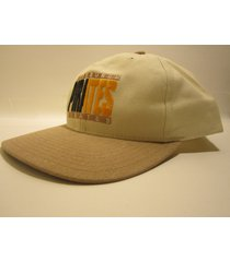 pittsburgh pirates vintage mlb khaki two-tone ball cap (new) by twins enterprise