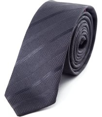 corbata frank pierce men in black t1908 - gris
