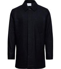 kenpo x coat 12825 yllerock rock blå samsøe samsøe