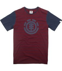 camiseta element two colors