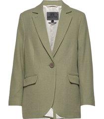 ollie blazers over d blazers grön brixtol textiles