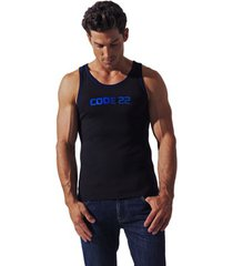 top code 22 basiscode22 tank top