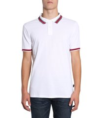 ps by paul smith cotton piqué polo shirt