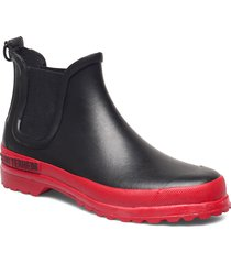 chelsea rainwalker shoes chelsea boots svart stutterheim