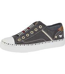 sneakers mustang mörkgrå