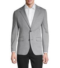 bonobos men's jetsetter slim-fit blazer - light grey - size 42 r