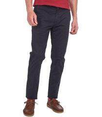 barbour men's neus regular-fit performance chino pants