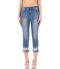 7/8 jeans sandro ferrone c21-merlo
